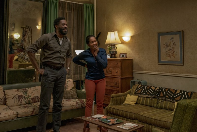 if beale street could talk movie review - colman domingo and regina king