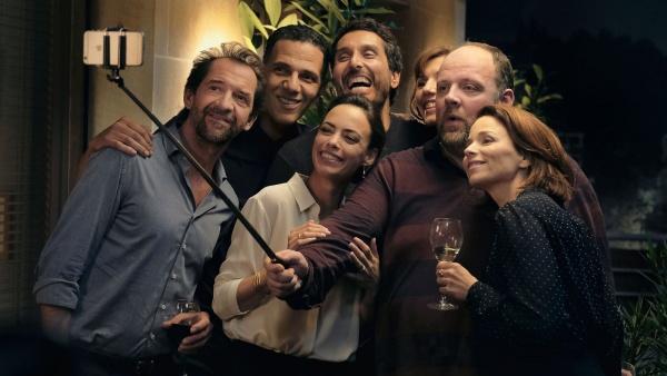 nothing to hide movie review - Stéphane De Groodt, Roschdy Zem, Bérénice Bejo, Vincent Elbaz, Doria Tillier, Grégory Gadebois and Suzanne Clément