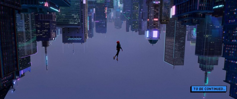 spider-man into the spider-verse review - miles morales stepping into action