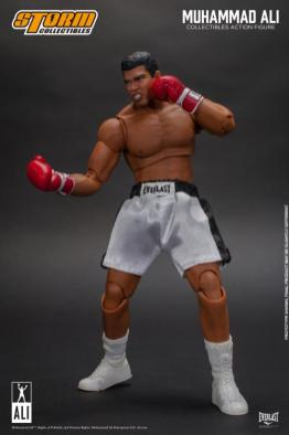storm collectibles muhammad ali figure - body blow