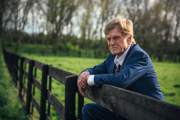 the old man and the gun movie review - robert redford as forrest tucker