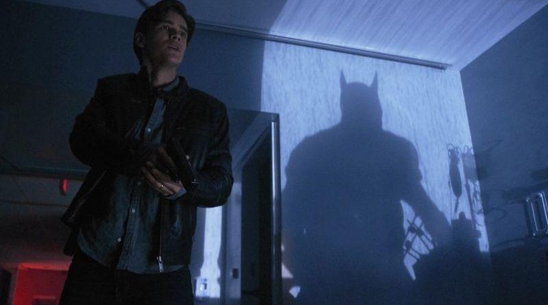 titans dick grayson review - dick and batman
