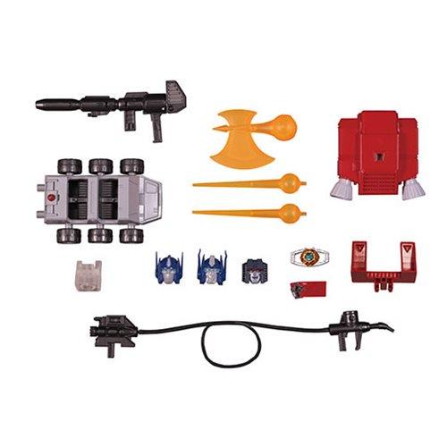 transformers masterpiece edition MP-44 Optimus Prime figure -accessories