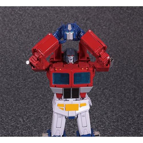 transformers masterpiece edition MP-44 Optimus Prime figure -starscream head