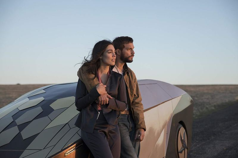 upgrade movie review -melanie vallejo and logan marshall-green