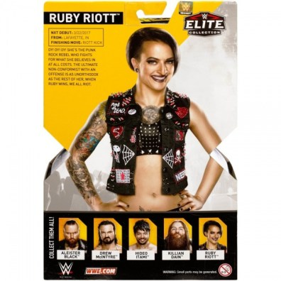 wwe elite nxt takeover series 4 ruby riott package rear