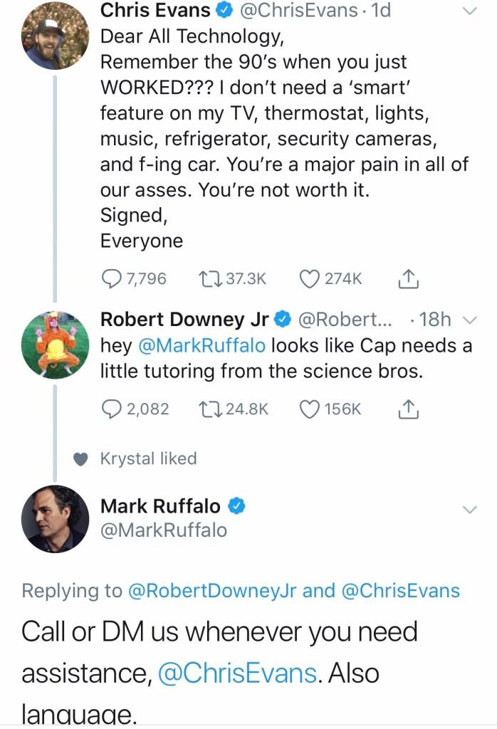 avengers helping captain america