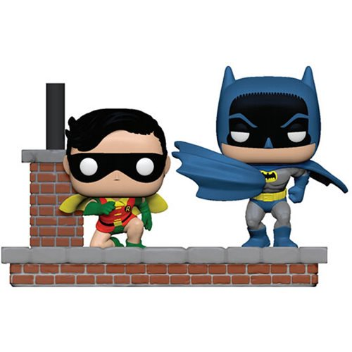 funko pop batman and robin