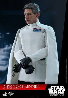 hot toys director krennic figure -arms crossed
