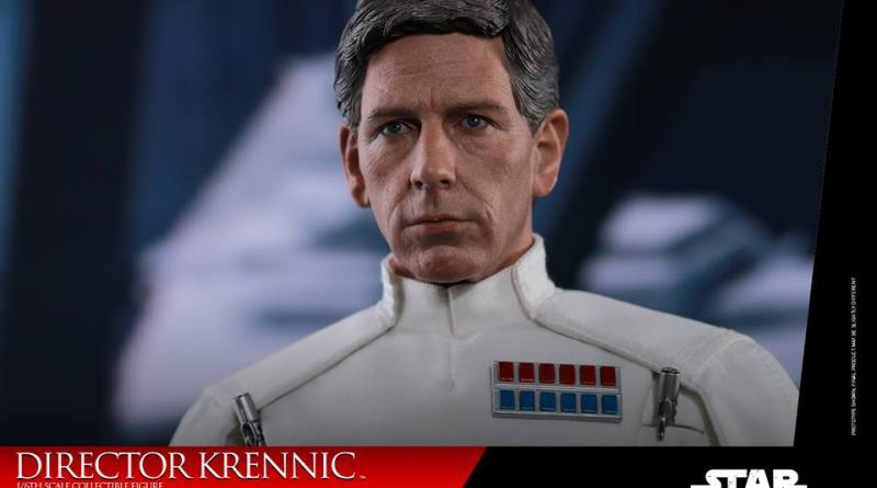 hot toys director krennic figure -main pic
