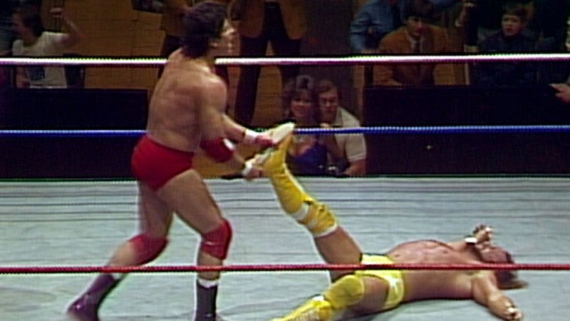 tito santana vs randy savage