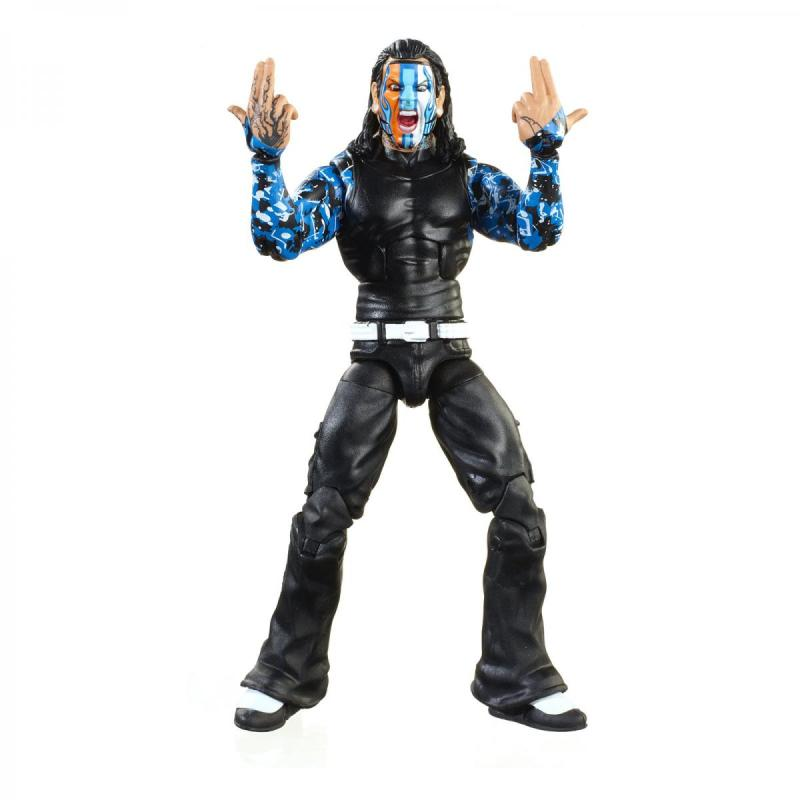 wwe elite 67 jeff hardy regular