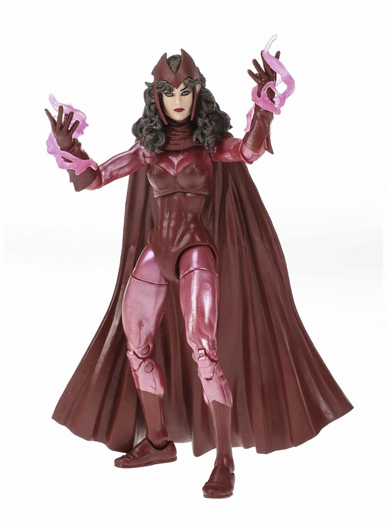Marvel legends family matters - Scarlet Witch, Magneto and Quicksilver set - Scarlet Witch
