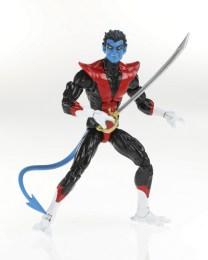 Marvel X-Force Legends Series Nightcrawler Figure oop