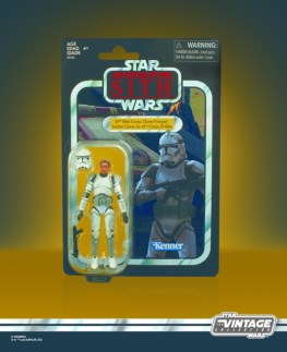 Star Wars The Vintage Collection Elite Clone Trooper in pck
