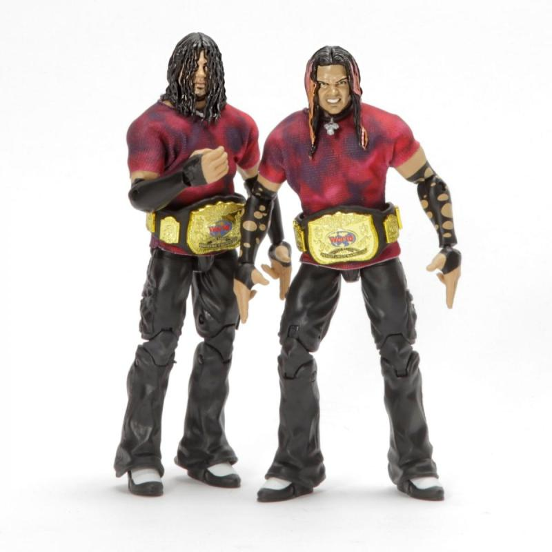 WWE Ringside Exclusive Hardy Boyz