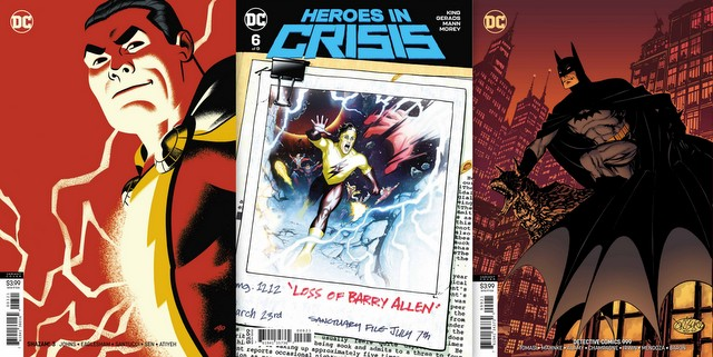 dc reviews for 2/27/19