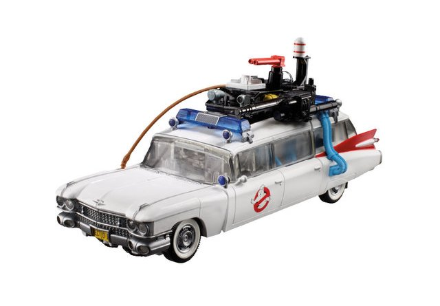 ecto-1 ectotron figure - vehicle mode