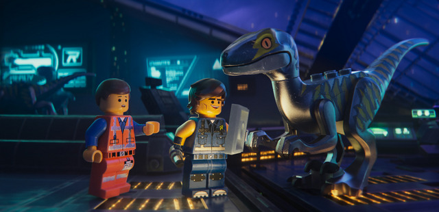 the lego movie 2 the second part movie review - emmet and rex