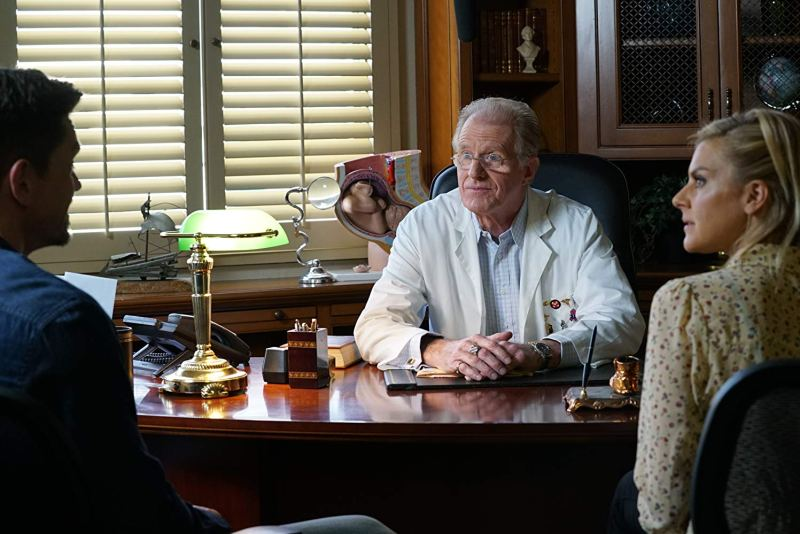 making babies review -steve howey, ed begley jr and eliza coupe