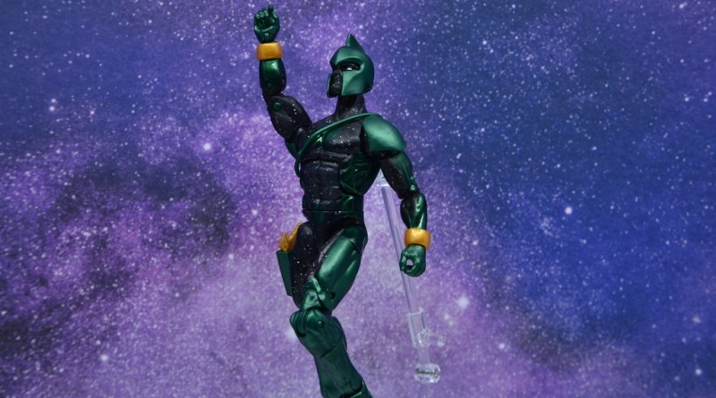 marvel legends genis-vell figure review - main pic
