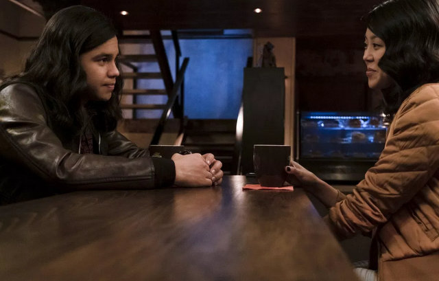 the flash cause and xs review - cisco and kamilla