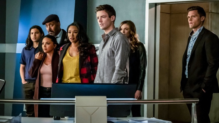 the flash time bomb review - team flash reacts