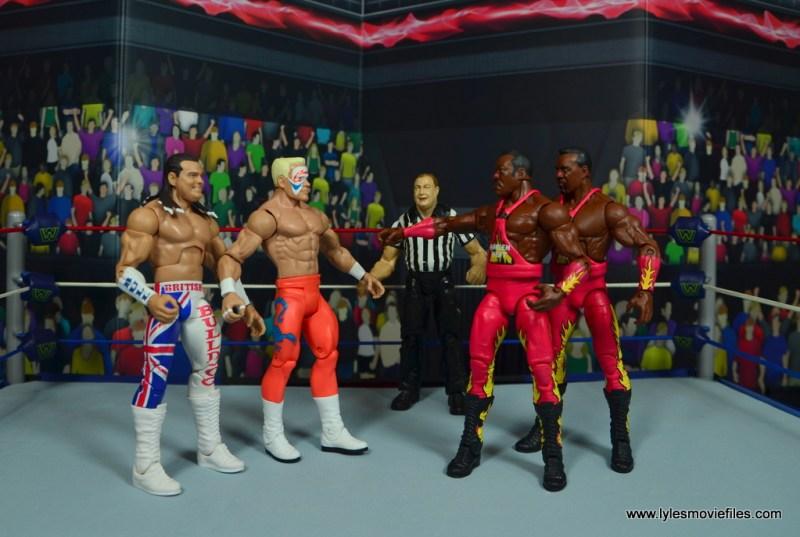1. Harlem Heat vs Sting and British Bulldog