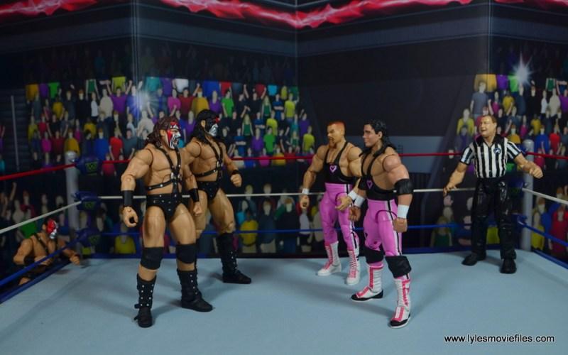 1. Hart Foundation vs Demolition