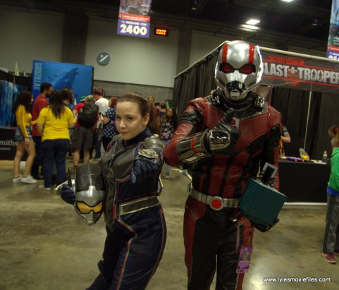 Awesome Con 2019 - ant-man and the wasp