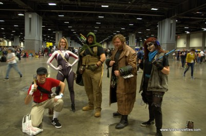 Awesome Con 2019 -mixed group