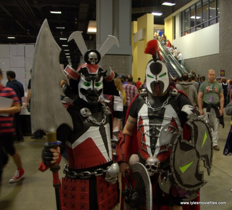 Awesome Con 2019 - variant spawns