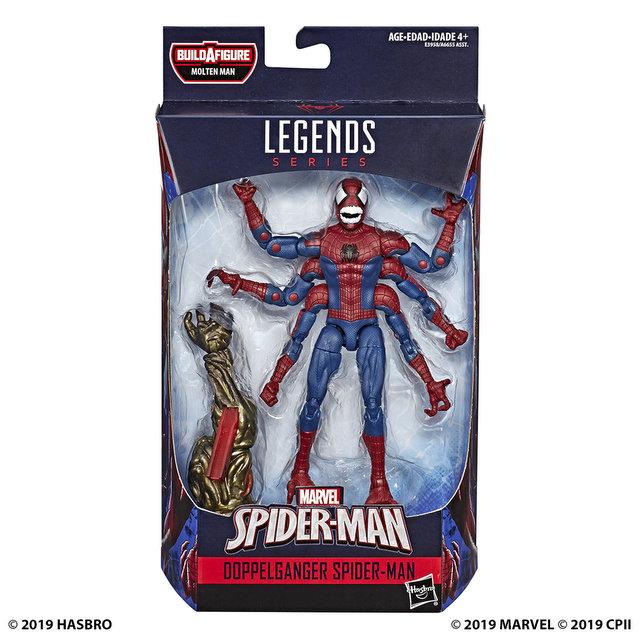 MARVEL SPIDER-MAN LEGENDS SERIES 6-INCH Figure Assortment - Doppleganger (in pck)