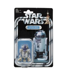 STAR WARS THE VINTAGE COLLECTION 3.75-INCH Figure Assortment - R2D2 (in pck 2)