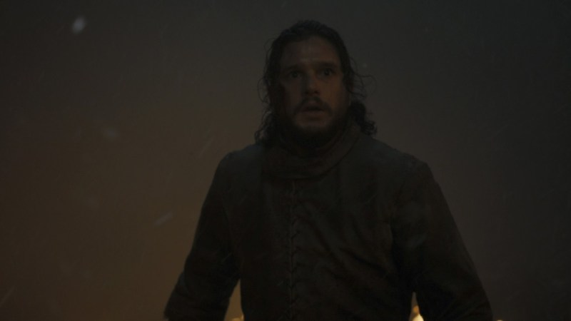 game of thrones the long night review - jon