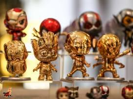 hot toys avengers endgame exhibit cosbabies