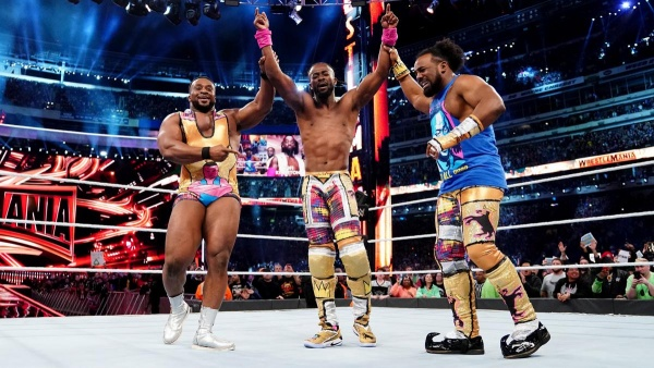 ep. 77 - new day three kings wrestlemania 35