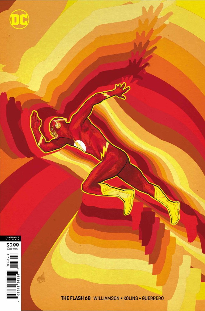 the flash #68