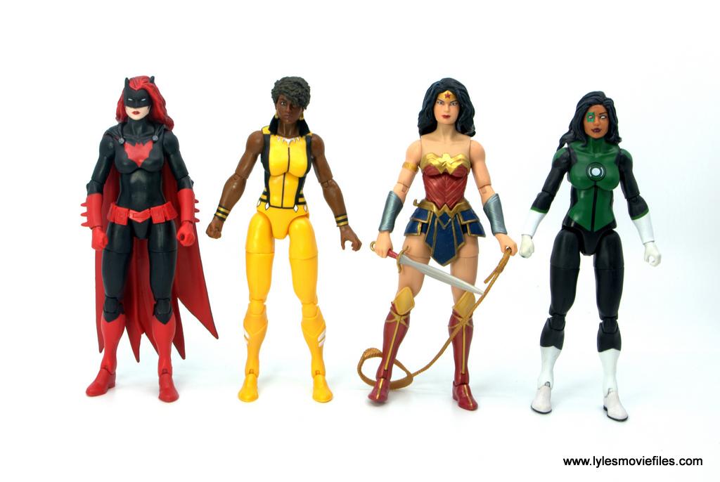 DC Multiverse Vixen Figure