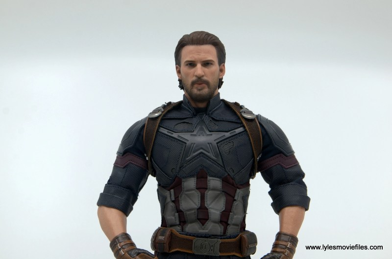 Hot Toys Avengers Infinity War Captain America figure review - main pic