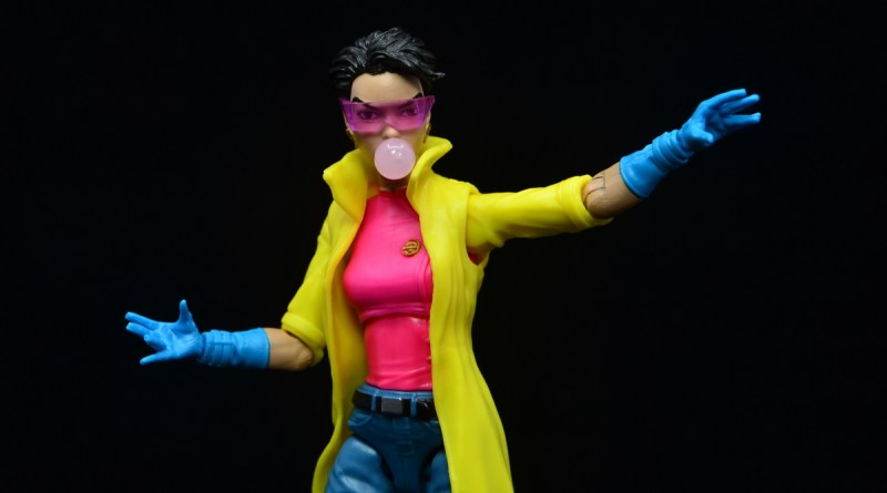 Marvel Legends Jubilee figure review -main pic