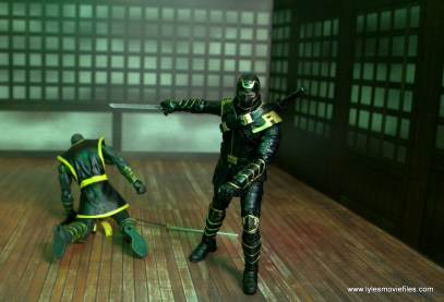 Marvel Legends Ronin figure review - victor emerges