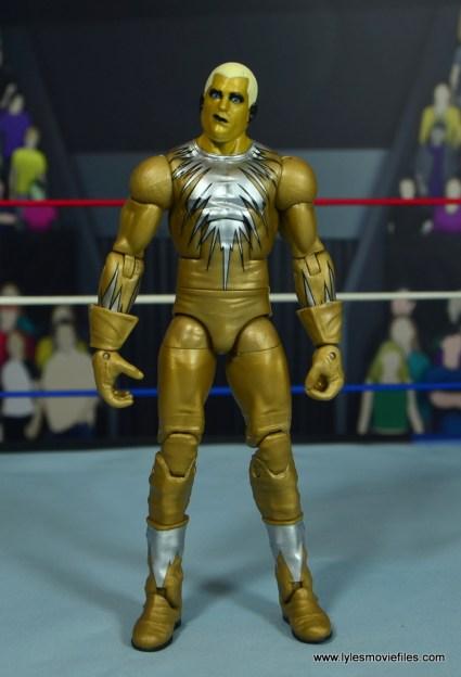 WWE Goldust figure review - front