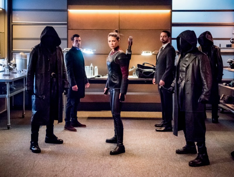 arrow confessions review -emiko and the ninth circle