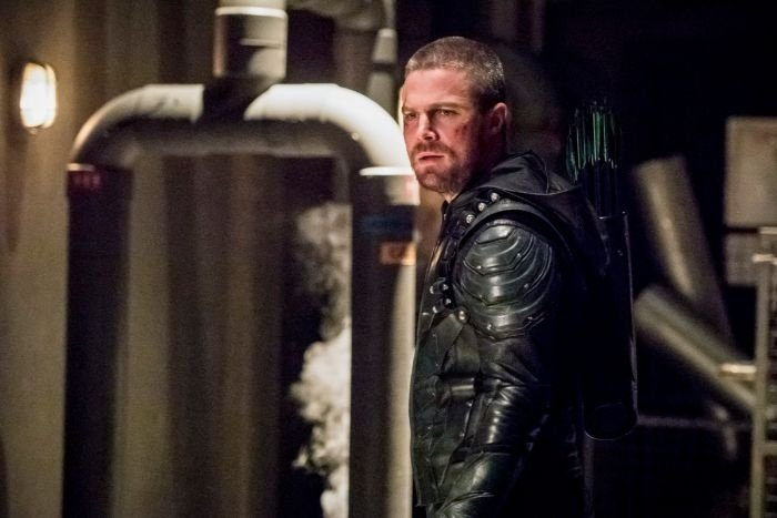arrow confessions review - oliver