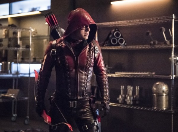 arrow confessions review - roy