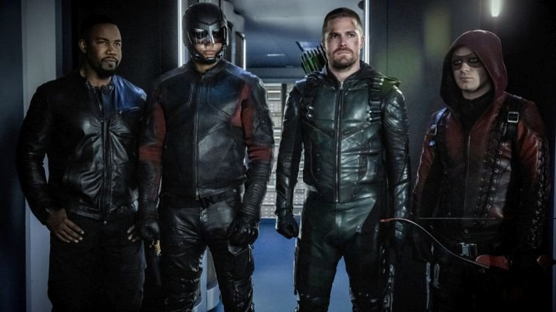 arrow you have saved this city review - ben turner, spartan, arrow and arsenal