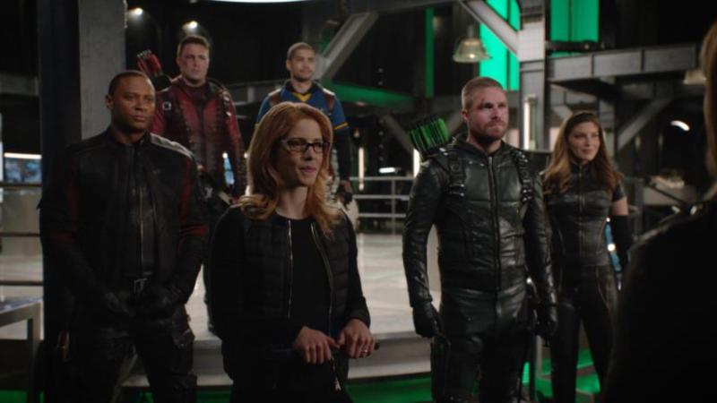 arrow you have saved this city review - team arrow