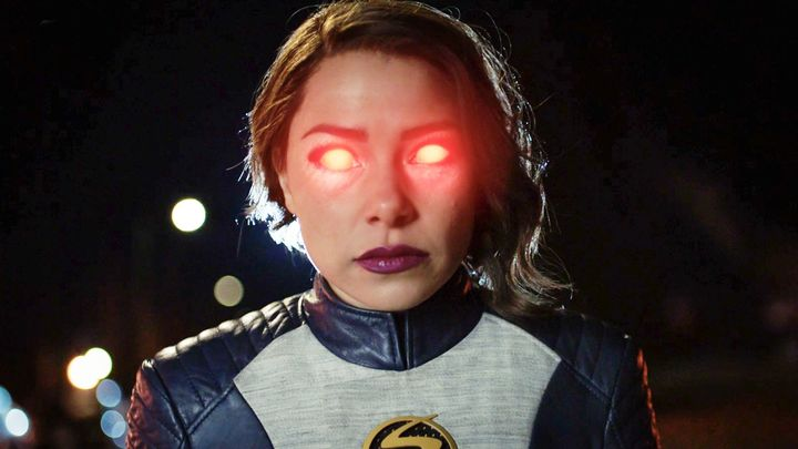 the flash snow pack review - negative speed force nora