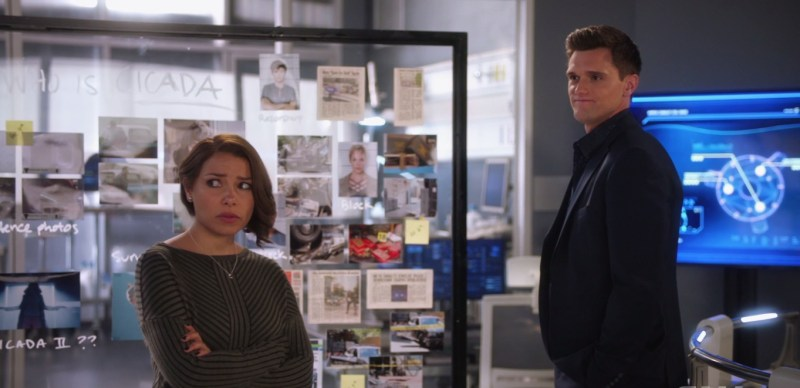 the flash - the girl with the red lightning review - nora and ralph